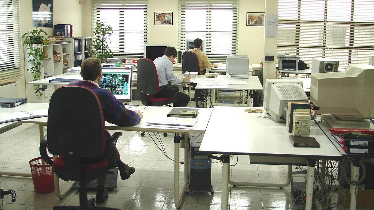 Tłumacz przysięgły - foto z biura
